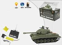 Танк HENG LONG р/у аккум 3838