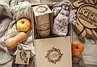 Набір подарунковий Карпатські чаювання (иван-чай и кукла-мотанка), фото 2