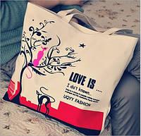 """Сумка """" Love is """""""