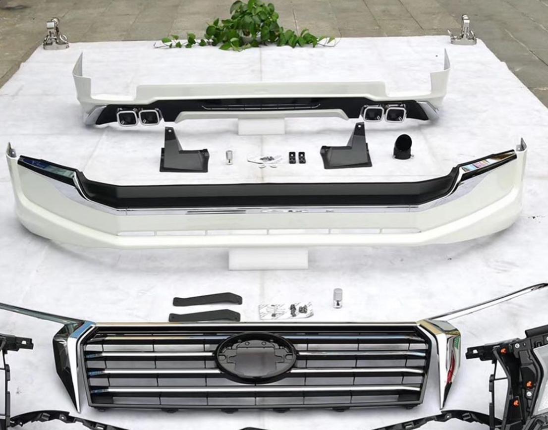 Комплект обвесов Executive (2017-) Toyota LC 150 Prado