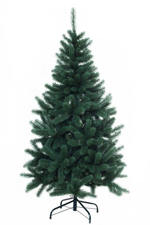 Литая новогодняя зеленая ель Президент искусственная елка 1.8 м ( 180 см )