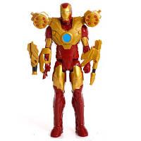 Игрушка Железный Человек с броней 30СМ, серия Титаны - Iron Man, Avengers, Titans, Hasbro, фото 1
