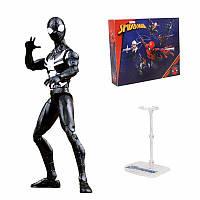 Фигурка Человека-паука в симбиотическом костюме, 18 см - Symbiote Suit, Spider Man, Comics, Marvel