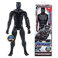 Мстители, Финал, Черная Пантера - Titan Hero Series, Hasbro, Avengers, Endgame, Black Panther, фото 1