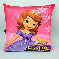 Подушка детская Принцесса София