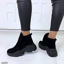 Темные ботинки, фото 3
