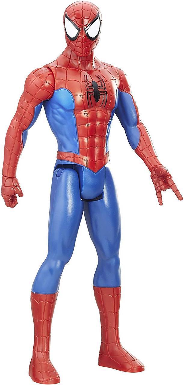 Игрушка-фигурка Человек-Паук, 30 см - Titan Hero Series, Power Spider-Man, Hasbro