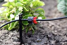 Капельница садовая Presto-PS регулируемая проходная, в упаковке - 10 шт. (7707), фото 2