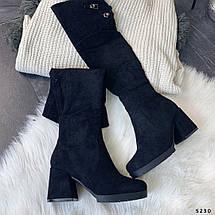 Модные зимние сапоги, фото 3