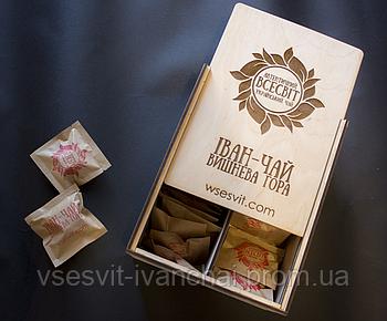 Іван-чай пакетований (30 шт.) Иван чай пакетированный.