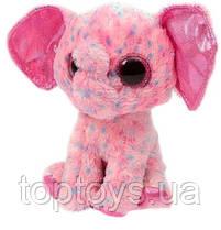 М'яка іграшка TY Beanie Boo's Слон Ellie 25 см (34108)