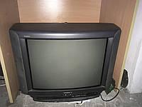 Кинескопный телевизор ЭЛТ на запчасти
