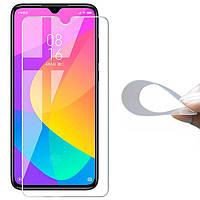 Защитная пленка 2.5D Nano (без упаковки) для Xiaomi Mi A3 (CC9e)
