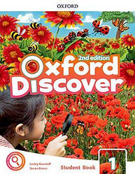 Oxford Discover 1 Student Book Pack