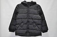 Куртка черная 10 лет (М)