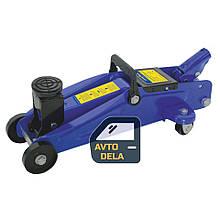 Домкрат гидравлический подкатной Goodyear GY-PD-01K