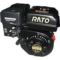 Двигатель бензиновый Rato R210 PF (7 л.с.)