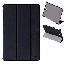 Чехол книжка кожаный Grand-X для Samsung Tab A 10.1 T580 T585 черный