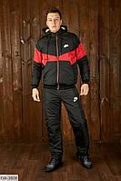 Мужской лыжный костюм спортивный теплый на овчине размеры 46 48 50 52 54 56 Новинка есть цвета