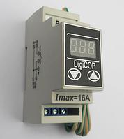 Терморегулятор МТР-2 16А DIN-рейка цифровой DigiCOP