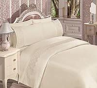 Комплект постельного белья евро «Batunur Home collection»