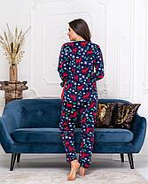 Пижама плюшевая 04д7065, фото 3