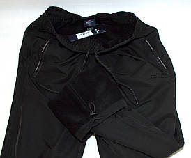 Штани зимові чоловічі спортивні плащівка Mixtime0385 (XXL)