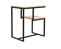 Прикроватный столик в стиле LOFT (NS-967417299), фото 1