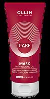 Маска против выпадения волос с маслом миндаля Ollin Professional Care Hair Mask 200 мл
