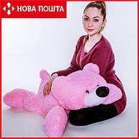 Мягкая игрушка лежачий медведь Умка 85 см