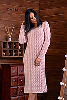 Платье вязаное облегающее ЛЧ 013/04