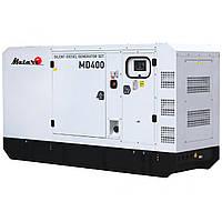 Трехфазный дизельный генератор MATARI MD400 (440 кВт)
