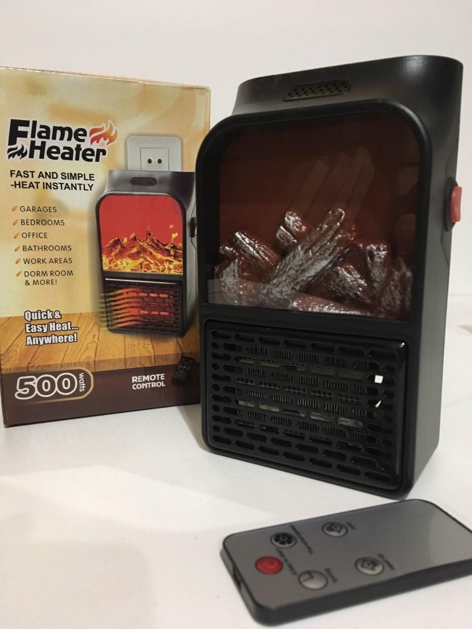 Электро обогреватель Flame Heater