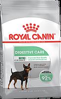 Royal Canin Mini Digestive Care 3 кг для маленьких пород с чувствительным пищеварением