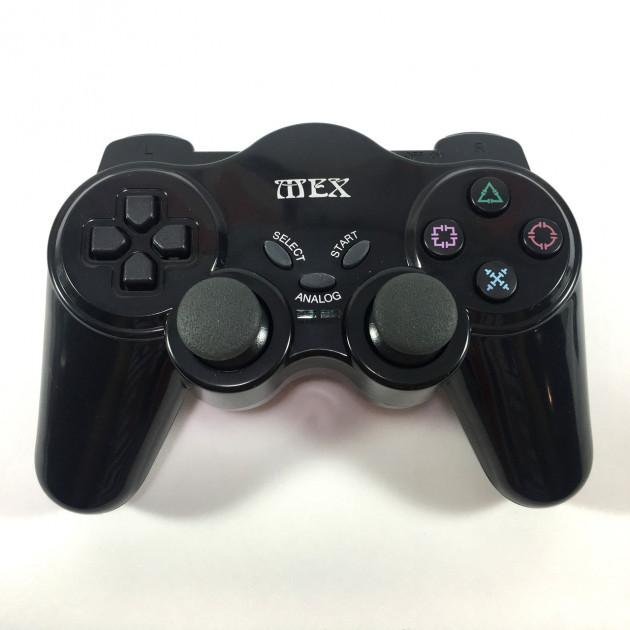 Беспроводной джойстик геймпад MEX -6 для приставки Sony PlayStation PS2 Джойстик DualShock 2 для PlayStation