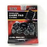 Беспроводной джойстик геймпад MEX -6 для приставки Sony PlayStation PS2 Джойстик DualShock 2 для PlayStation, фото 7