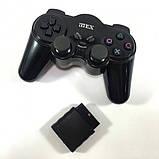 Беспроводной джойстик геймпад MEX -6 для приставки Sony PlayStation PS2 Джойстик DualShock 2 для PlayStation, фото 3
