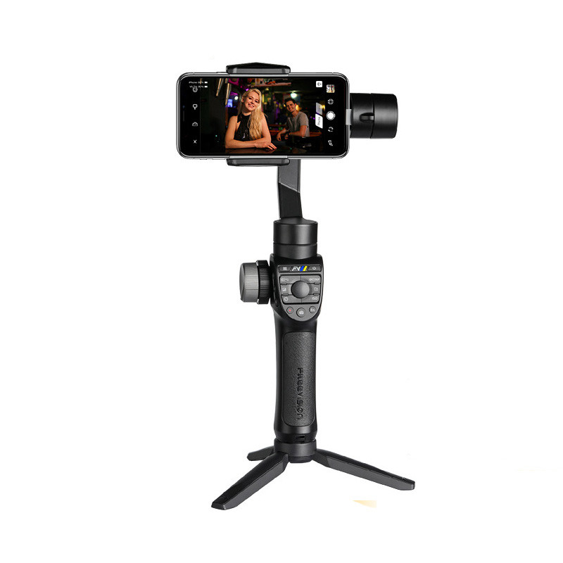Freevision Vilta M Pro 3-Axis Handheld Gimbal Stabilizer for Smartphone Action Camera - 1TopShop