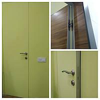 Инструкция по монтажу и отделке межкомнатных дверей скрытого монтажа