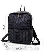 Большой рюкзак Bao Bao геометрический голографический
