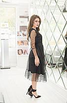 Сукня міді в кольорах 36420, фото 3