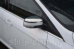 Накладки на зеркалa Ford Focus 2 (2008-2011)