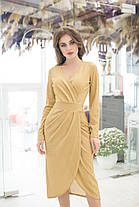 Сукня люрекс в кольорах 36423, фото 2