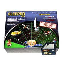 GPS трекер для машины ECS Sleeper GPS (GE865-Quad)