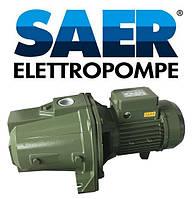 Перемотка двигателей поверхностных насосов Saer