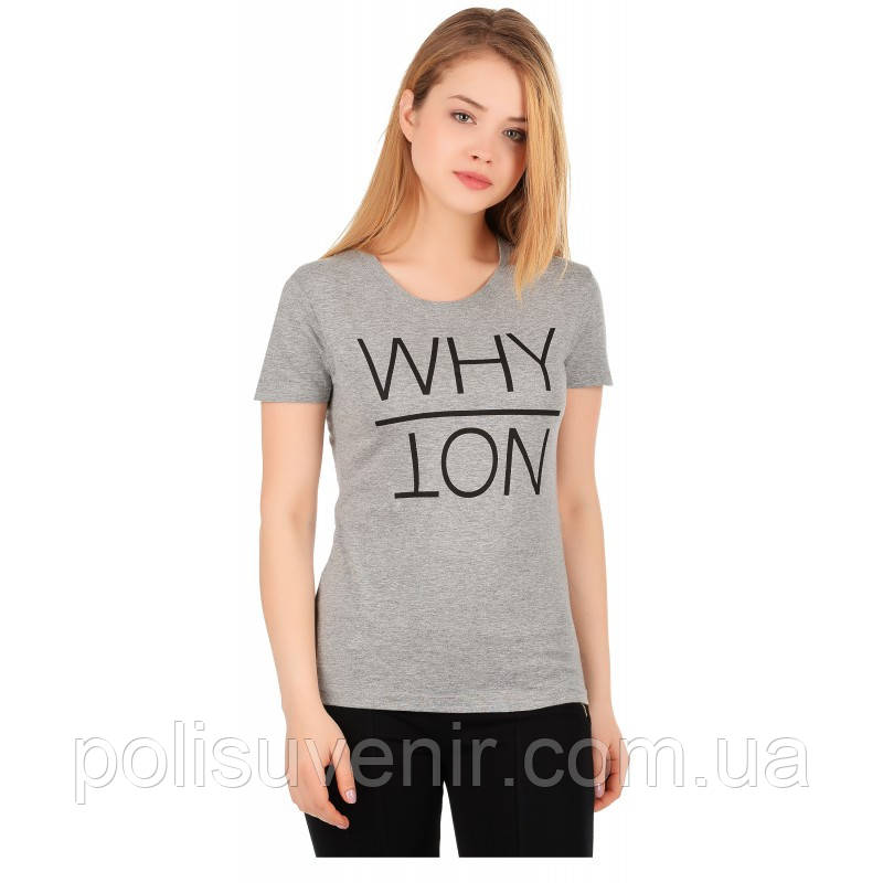 Жіноча футболка з круглою горловиною REGENT WOMEN