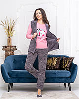 "Женская пижама 5 в 1 ""Cat"" Dress Code, фото 1"