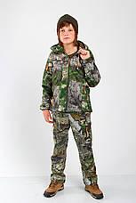 Детский камуфляж костюм OUTDOOR теплый StormWall PRO Sequoia, фото 3