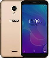 Смартфон Meizu C9 Pro 3/32GB Dual Sim EU Gold_, 5.45 (1440х720) IGZO / Spreadtrum SC9832E/ ОЗУ 3 ГБ / 32 ГБ встроенной + microSD до 128 ГБ / камера 13