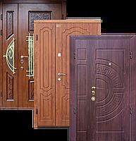"""Входные двери """"Портала"""" полуторные"""